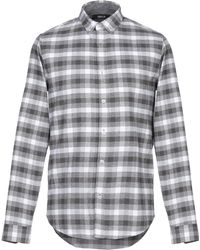 Solid Chemise - Gris