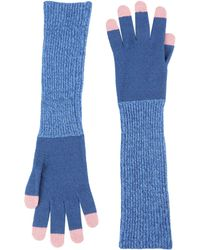 Stella McCartney Gloves - Blue
