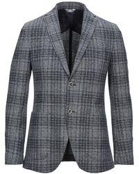 Fradi Suit Jacket - Grey