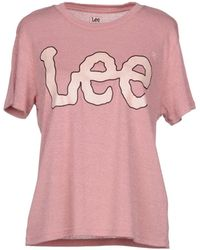 Lee Jeans Sweater - Pink