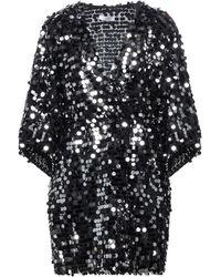 Relish Short Dress - Black