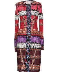 Peter Pilotto Knee-length Dress - Red
