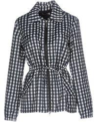 Blugirl Blumarine Overcoat - Black