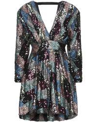 W Les Femmes By Babylon - Short Dress - Lyst