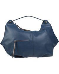 Borbonese Handbag - Blue