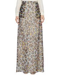 L'Autre Chose - Long Skirts - Lyst