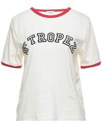 Celine Camiseta - Blanco