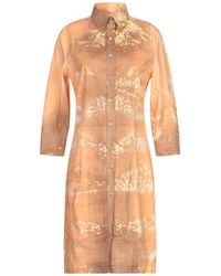 Guglielminotti Robe courte - Multicolore