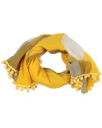 Woolrich Stole - Yellow