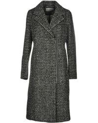 Calvin Klein - Coat - Lyst