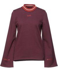 Franklin & Marshall Sweatshirt - Purple