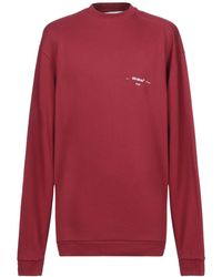Off-White c/o Virgil Abloh Sweatshirt - Red