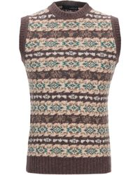 Lardini Sweater - Brown