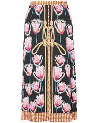 Temperley London Midi Skirt - Black