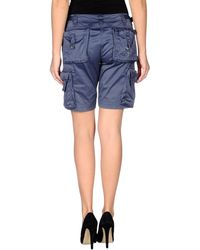 Aeronautica Militare Shorts & Bermuda Shorts - Blue