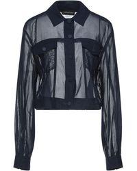 Sportmax Code Jacket - Blue