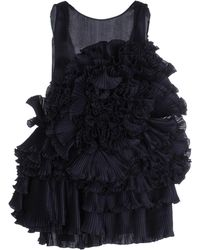 DSquared² Short Dress - Blue