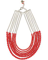 Rosantica Necklace - Red