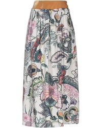 Roberta Scarpa Midi Skirt - Multicolour