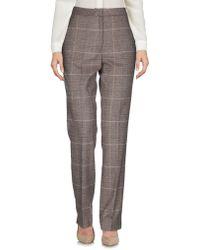 BELFE Casual Trousers - Grey