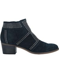 PURITANO Ankle Boots - Blue