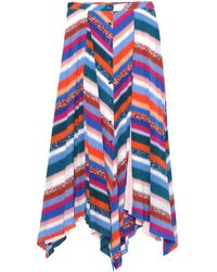 Altuzarra Long Skirt - Blue