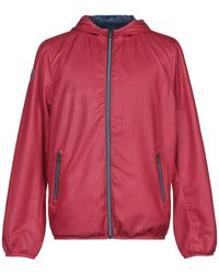 Fred Mello Jacket - Red