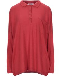 Snobby Sheep Pullover - Rosso