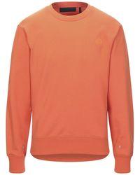 Helmut Lang Sweatshirt - Orange