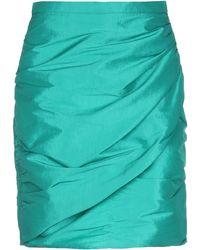 KATE BY LALTRAMODA Mini Skirt - Green