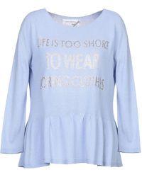 Anna Rachele Sweater - Blue