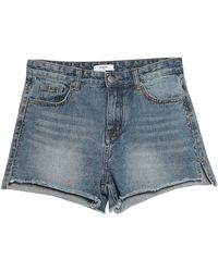 Suncoo Shorts vaqueros - Azul