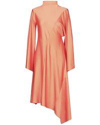 Ambush Short Dress - Orange