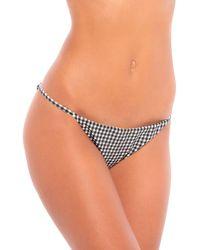 TOPSHOP Bikini Bottom - Black