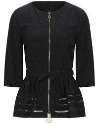 Class Roberto Cavalli Suit Jacket - Black