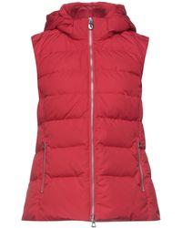 Historic Down Jacket - Red