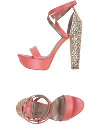 Betty Blue Sandals - Pink