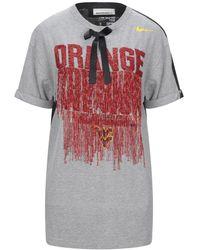 Night Market T-shirt - Grigio