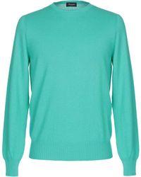 Drumohr Pullover - Grün