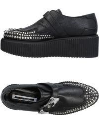 McQ Loafer - Black