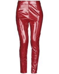 Pinko Casual Trousers - Red