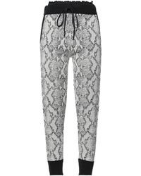 Jucca Trousers - Grey