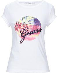 Guess T-shirt - Blanc