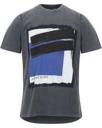 Anine Bing T-shirts - Mehrfarbig