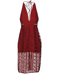 Finders Keepers - Knee-length Dress - Lyst