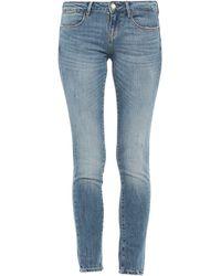 Guess Pantalon en jean - Bleu