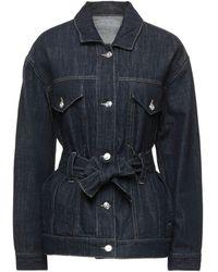 Nine:inthe:morning Denim Outerwear - Blue