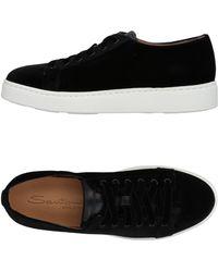 Santoni Sneakers & Tennis basses - Noir
