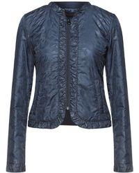 Trussardi Jacket - Blue