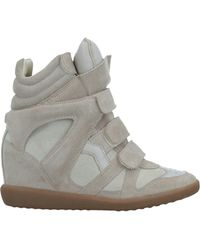 Étoile Isabel Marant High-tops & Trainers - Natural
